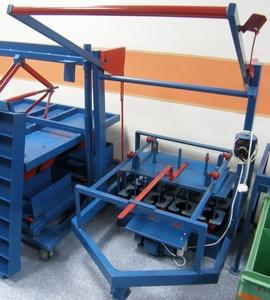Оборудование для производства строительных блоков 74