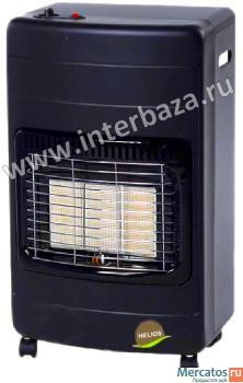HELIOS инфракрасный газовый обогреватель, 4,2 кВт