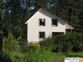 Продаю дом в Ленинградской области