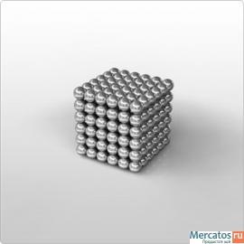 NeoCube (НеоКуб) - новый магнитный конструктор-головоломка