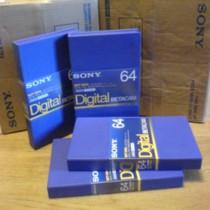 Скупка видео-кассет MPEG IMX, Betacam SP, DVCAM, DIGITAL BETACAM 4