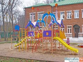 Игровой комплекс. Детский спортивно-игровой комплекс «Шалунья-2»