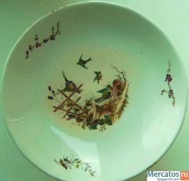 Коллекция антикварной посуды статуэток(Кузнецов,Мальцев, Гарднер 3