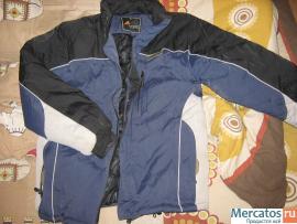 Мужская зимняя куртка 48р