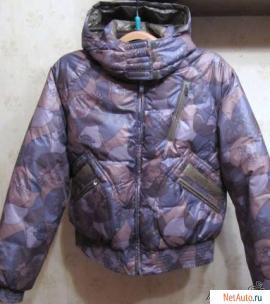 Куртка-пуховик фирмы BAON Москва.