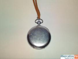 Карманные Швейцарские часы Eterna 1920г. Оригинал! 2