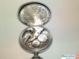 Карманные Швейцарские часы Eterna 1920г. Оригинал! 3