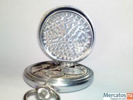 Карманные Швейцарские часы Eterna 1920г. Оригинал! 5