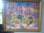 картина Урицкого 43 50х60
