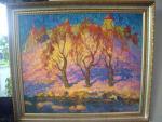 50x60 картина Владимирский вал