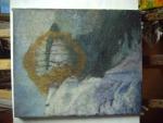 картина Клязьма 50х60