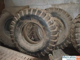 Шины Bridgestone-R-Lug для погрузчиков фронтальных