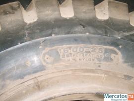 Шины Bridgestone-R-Lug для погрузчиков фронтальных 3