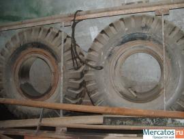 Шины Bridgestone-R-Lug для погрузчиков фронтальных 4