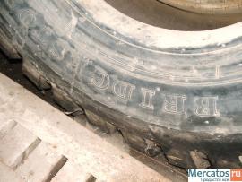 Шины Bridgestone-R-Lug для погрузчиков фронтальных 5