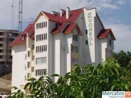 2х уровневая квартира в Крыму в г.Алушта 110 кв.м.