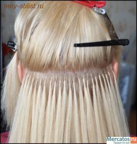 Наращивание волос всего за 3000т.р.! Стилист-модельер, стаж боле