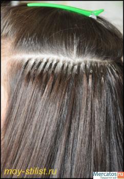 Наращивание волос всего за 3000т.р.! Стилист-модельер, стаж боле 2