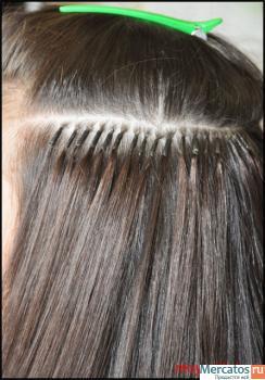 Наращивание волос всего за 3000т.р.! Стилист-модельер, стаж боле 3