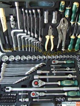 Force Набор инструмента 142 предмета
