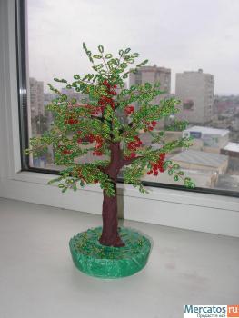 Продаются деревья из бисера Ставрополь.