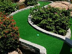 Площадки мини-гольфа