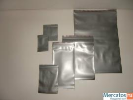 Зип-лок пакетики плотные непрозрачные 3