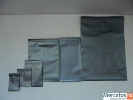 Зип-лок пакетики плотные непрозрачные 4