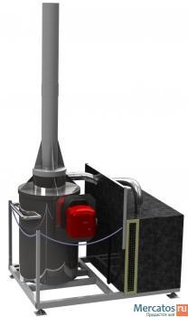 Мини-установки сжигания нефтеотходов Фактор-1М