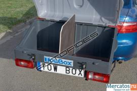 Багажник для животных (аксессуар для фаркопа)