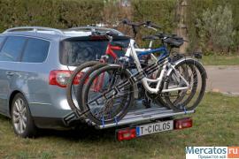 Багажник для велосипеда (Аксессуар для фаркопа)