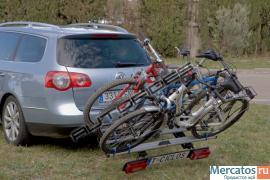 Багажник для велосипеда (Аксессуар для фаркопа) 2