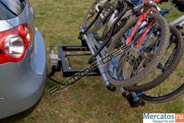 Багажник для велосипеда (Аксессуар для фаркопа) 4