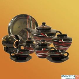 Глиняная посуда 4
