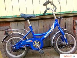 продаю велосипед дет.от 2до 6 лет