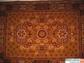Монгольский ковер