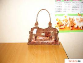 новая сумочка из Египта.