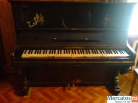Пианино-Depot J.F.Muller Moskau начало 19век