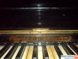 Пианино-Depot J.F.Muller Moskau начало 19век 2