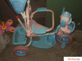 велосипед Dino Baby