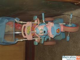 велосипед Dino Baby 2
