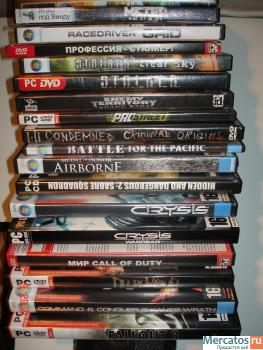 Сборник популярных игр для PC