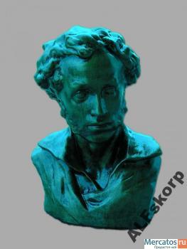 Бюст Пушкин 2
