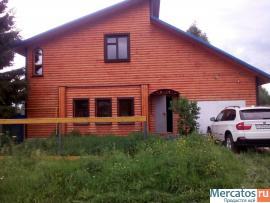 Коттедж 300 кв.м. в д. Ротьково Владимирской области