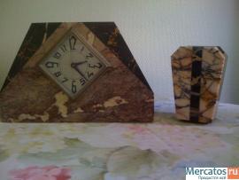 Часы каминные,Франция,1915 г.