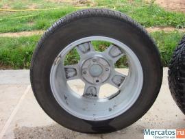 Продаю штатное летнее колесо в сборе для Ниссан Альмера Классик 3