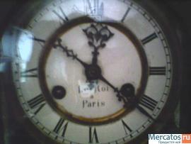 Продаются часы Лерой а Париж 2