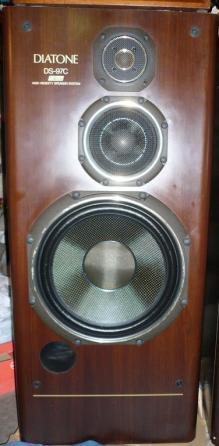 Diatone DS-97C (акустика)