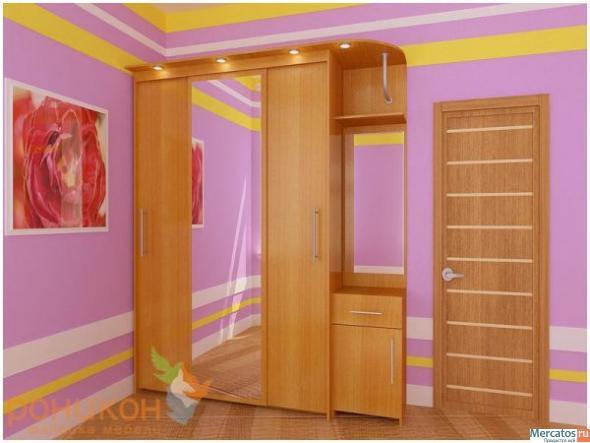Шкафы в прихожую недорого