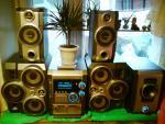 Продам акустическую систему высокой мощности. SAMSUNG MAX ZS-990